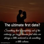 ultimate first date