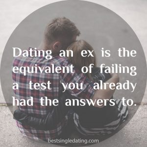 dating an ex